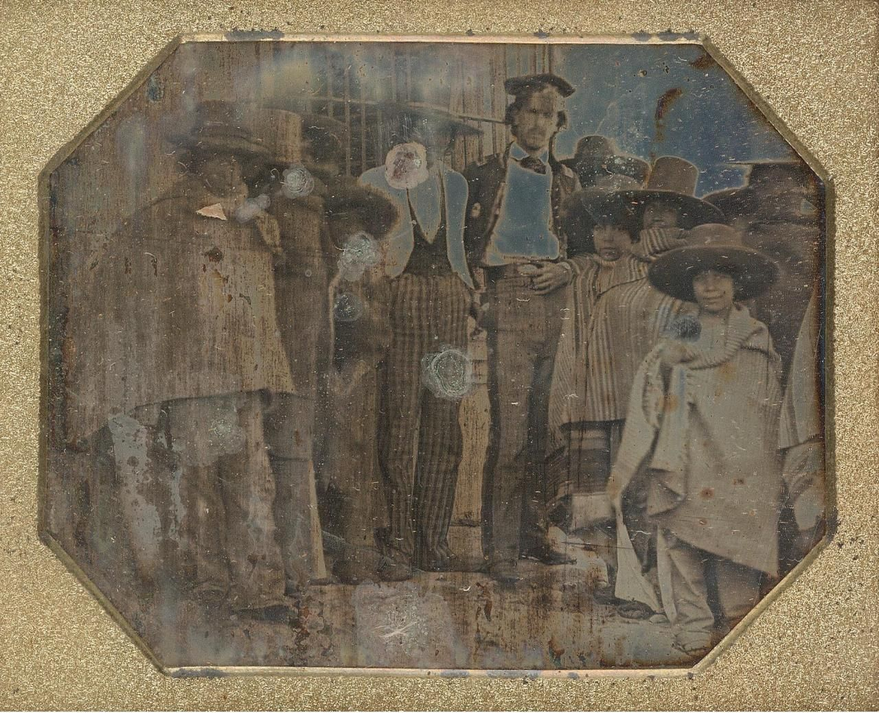 In Mexico With Abner Doubleday Mexican American War