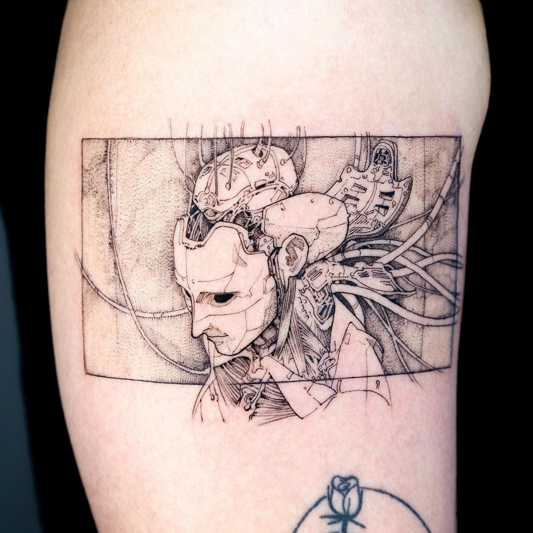 Tattoo Artist Oozy in 2020 (With images) Korean tattoo