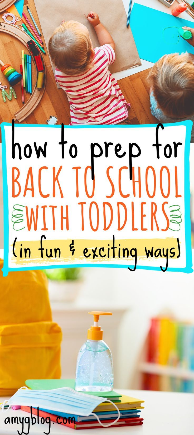 How to Get Your Toddler Preschool Ready!