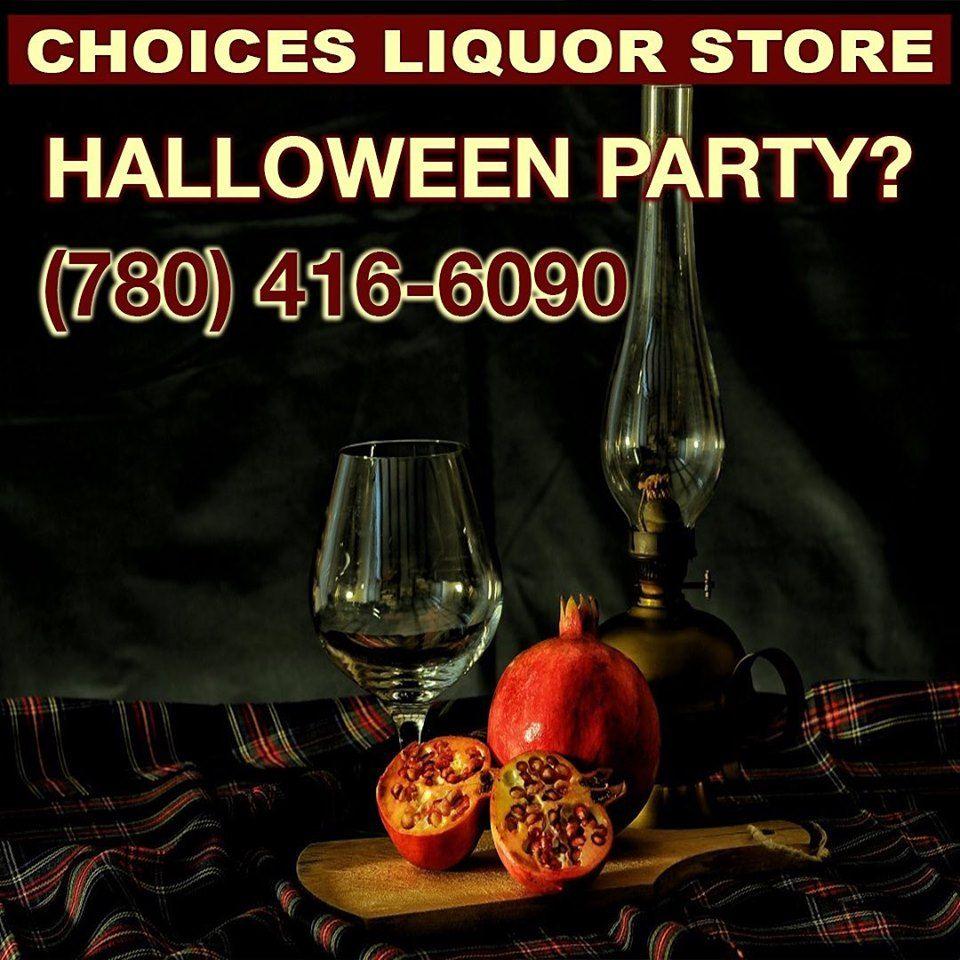 Choices Liquor Store (Sherwood Park, AB) Liquor store