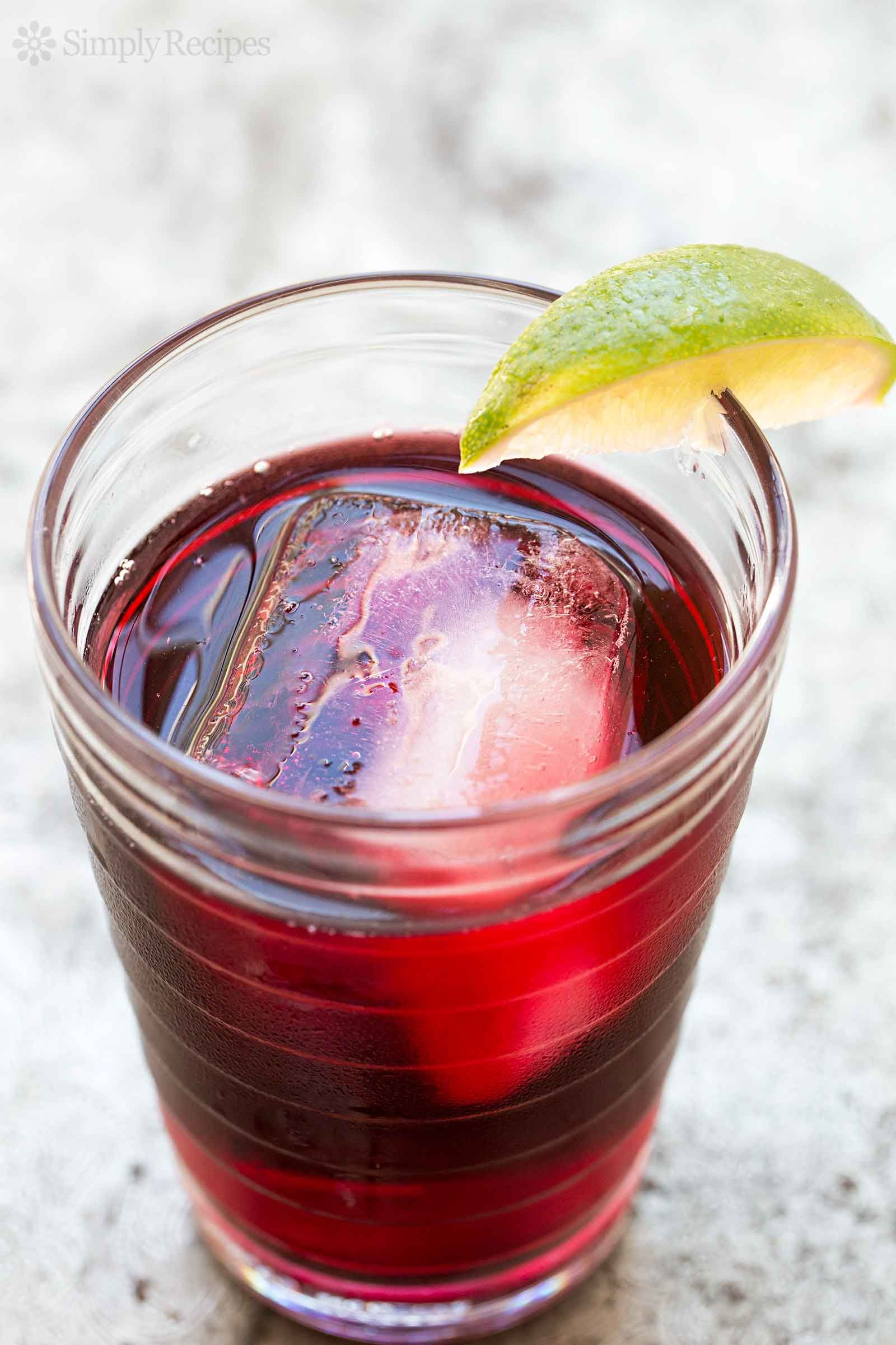 Agua de jamaica aka hibiscus tea is an infusion of dried hibiscus agua de jamaica aka hibiscus tea is an infusion of dried hibiscus flowers izmirmasajfo