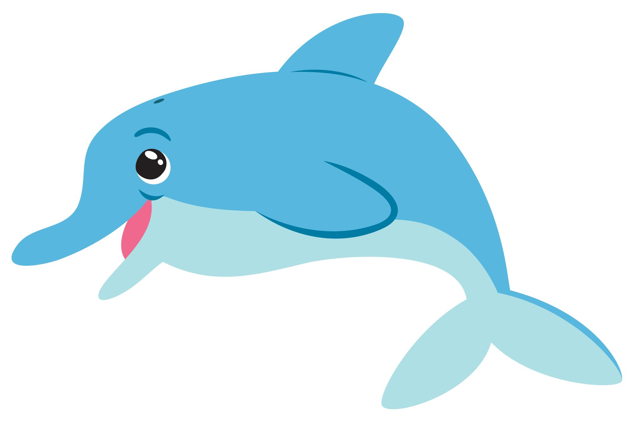 Dolphin template | Templates 2 | Pinterest | Template