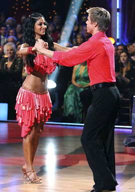 Dancing With The Stars Bing Images Dancing With The Stars Nicole Scherzinger Cheryl Burke