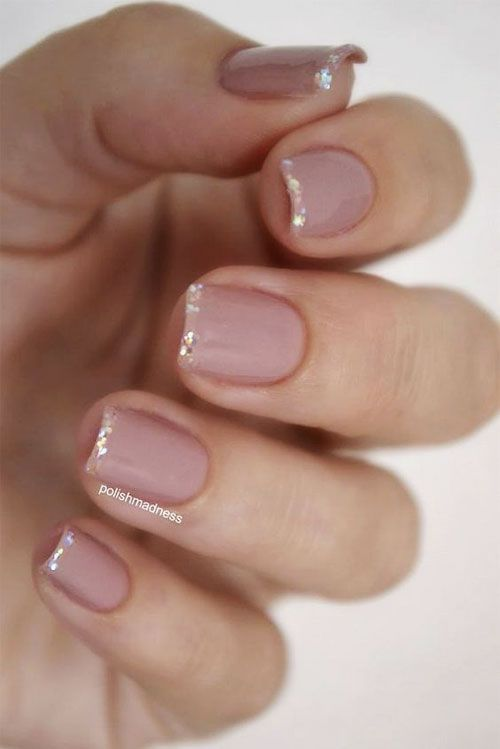 50 Beautiful Nail Designs to Try This Winter | D O | Nail Art ...