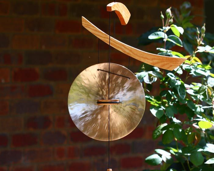 chinese gongs wind gongs wind chimes australia cool housewares wind chimes for sale. Black Bedroom Furniture Sets. Home Design Ideas