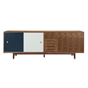 Alma Sideboard - Walnut