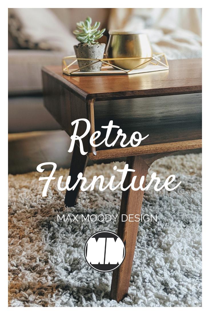Retro Furniture Scandinavian Living Room Furniture Retro Furniture Mid Century Modern Coffee Table