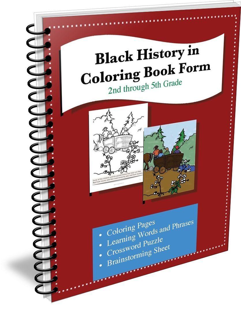 Coloring book quinn - Black History In Coloring Book Form Quinn Quinn Co Currclick