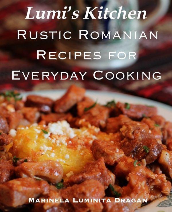 Romanian Cook Book!!! kickstarter romanian-cookbook