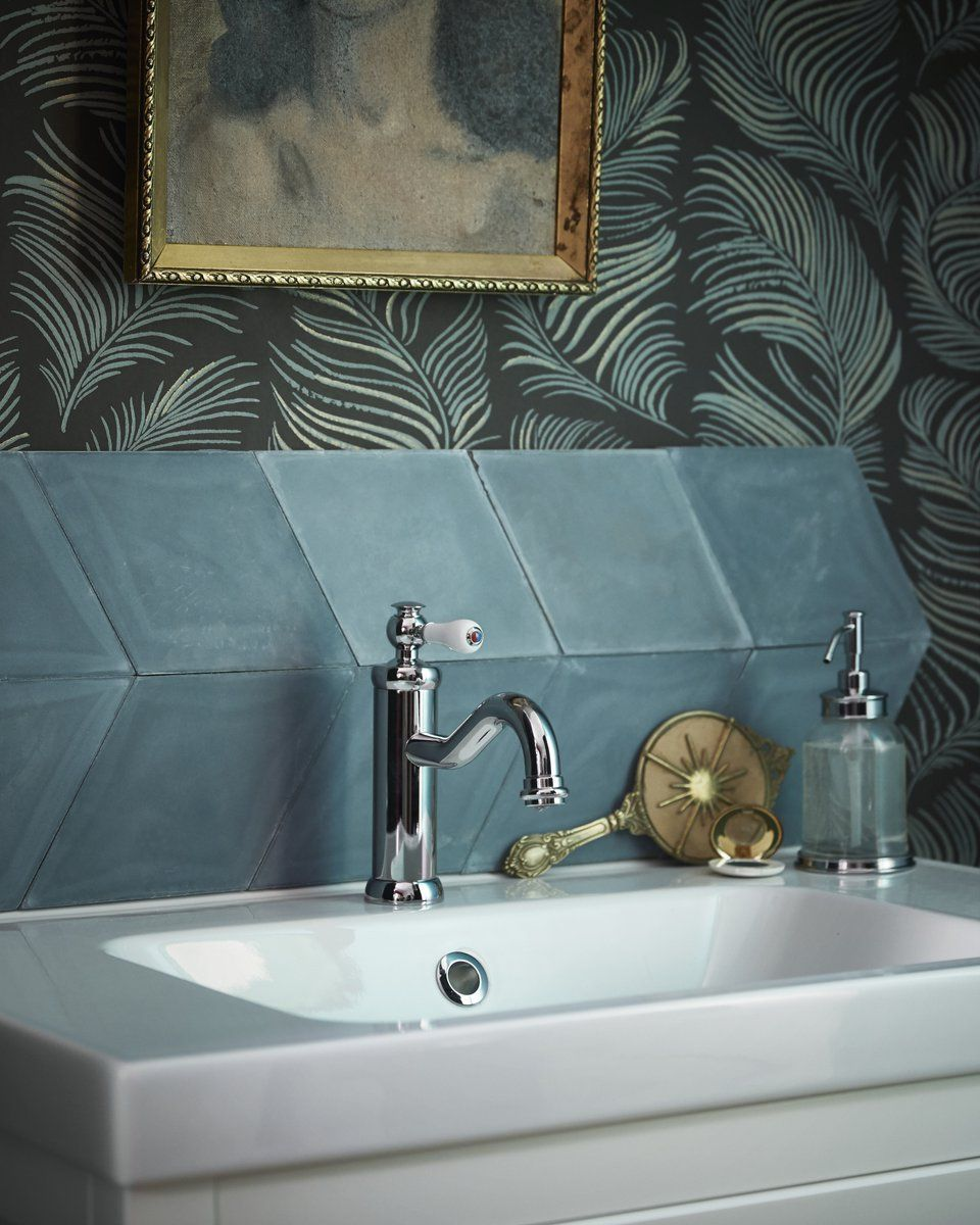 Ikea Le Papier papier peint grace apartments