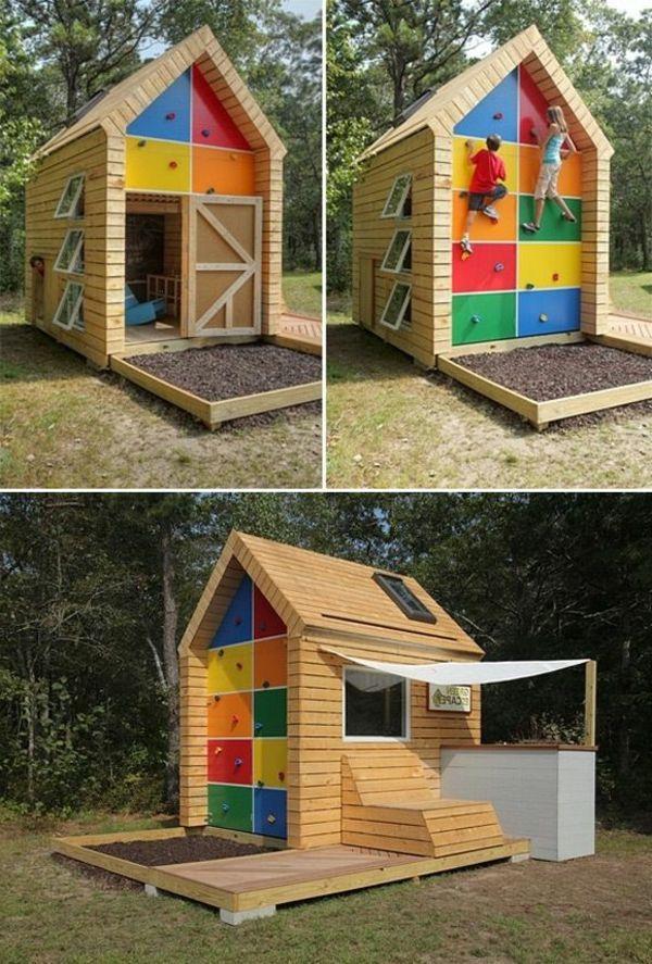 Kinderhaus Ein Marchenhaftes Abenteuer Kinderzimmereinrichtung Kinderhaus Kinder Garten