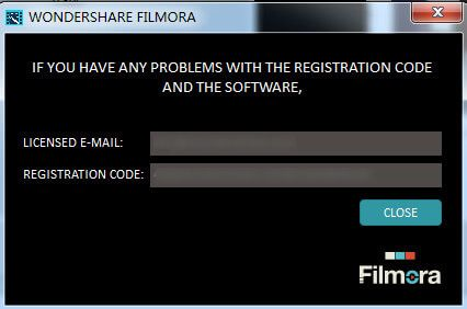 Filmora Registration Code for Free