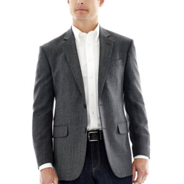 05ceecc3c Stafford® Signature Merino Wool Sport Coat found at  JCPenney - EXACTLY  what I was looking for.