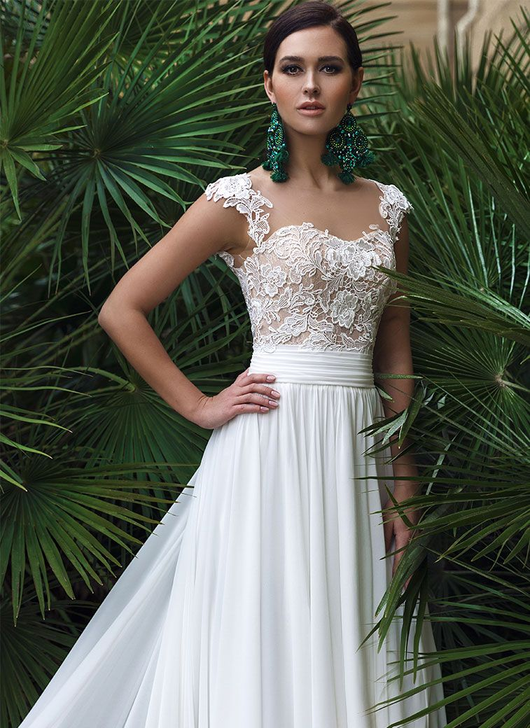 Crystal Design Wedding Dresses – Barcelona Campaign Bridal Collection