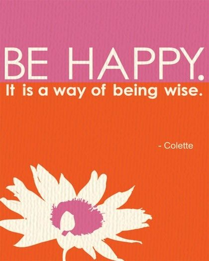 BE WISE!!!!