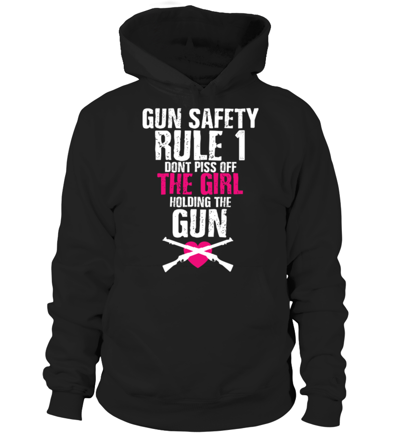 6f6bf0d5f Gun Safety Funny Graphic T shirt Hunting hunter #gift #idea #shirt #image # funny #fishingshirt #mother #father #lovefishing