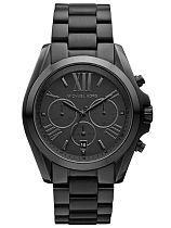 Michael Kors MK5550 Bradshaw Chronograph Black Watch (MK5550)