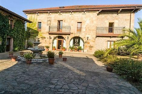 Cantabria Hotel Palacio Con Encanto En Venta Santander San