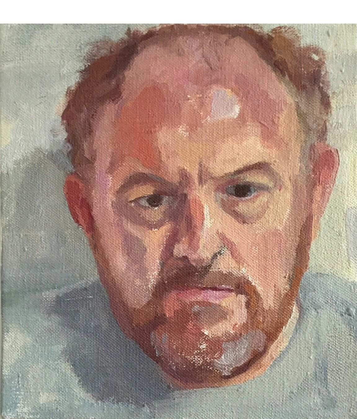 L By Alix Bailey 2014 Art Pinterest Painting Louis Ck And