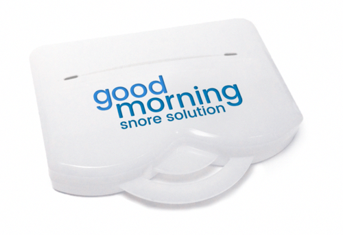 Good Morning Snore Solution Mouthpiece Bundle Cure For Sleep Apnea Snoring Snoring Solutions
