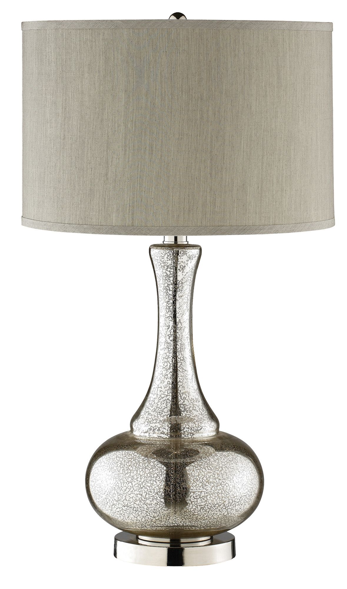 Stein World Casual Elegance Glass Gourd Table Lamp Style