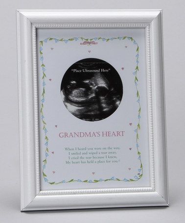 Oma or Grandma gift | Gift ideas | Pinterest | Gift, Ultrasound and ...