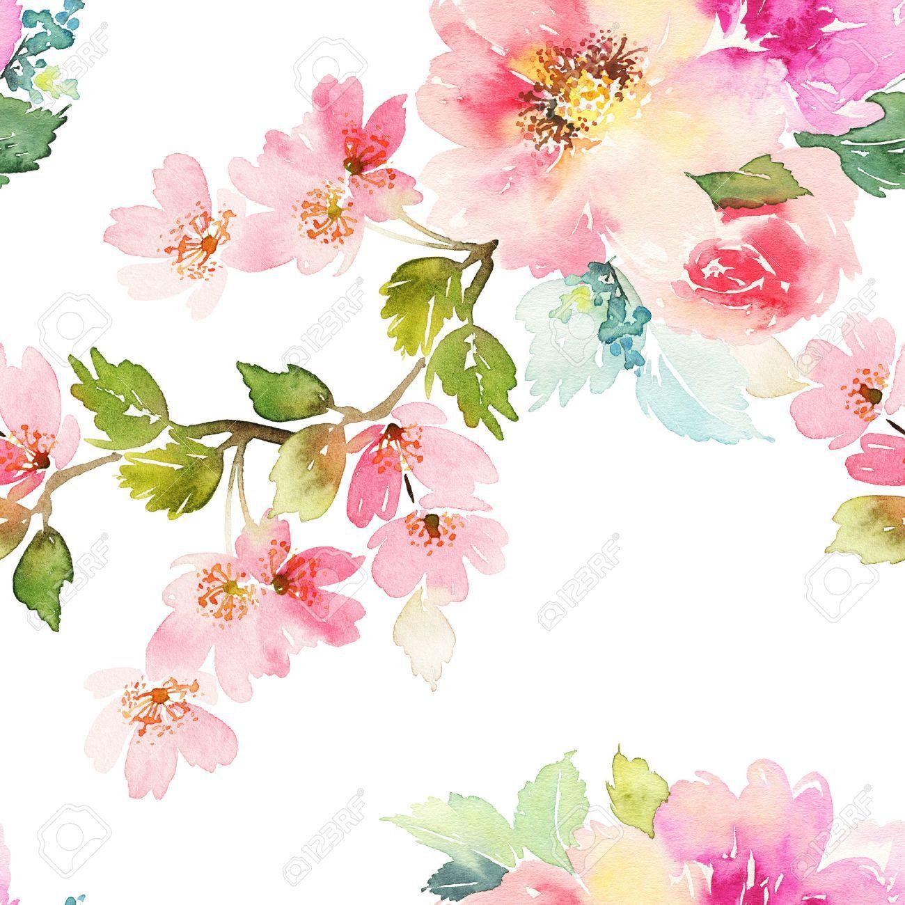 Resultado De Imagem Para Fondo De Pantalla Flores Vintage Para