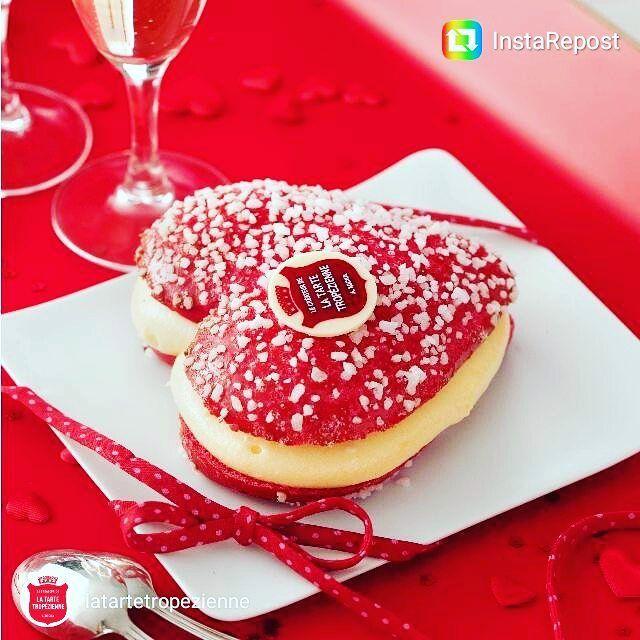 Happy Valentine\'s Day! Original idea from @latartetropezienne ...