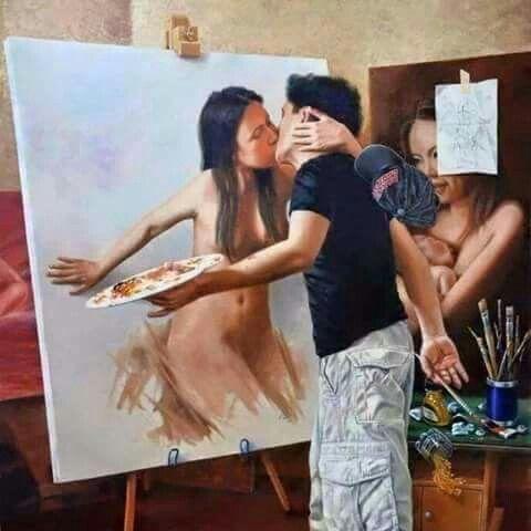 Cada uno es libre de crear sus sueños