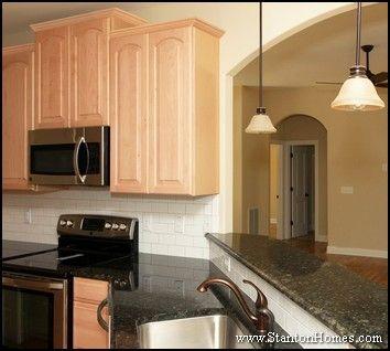 2012 Kitchen Design Trends | White Subway Tile Backsplashes
