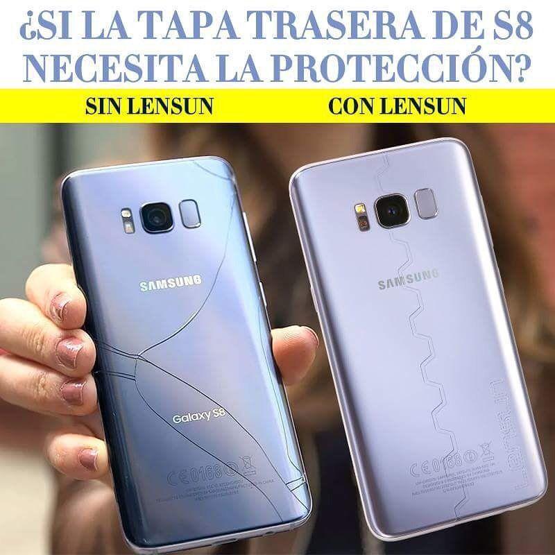 0a9de7acd2f #Tecnobox aveces se descuida la parte trasera de celulares de alta gama de  vidrio (