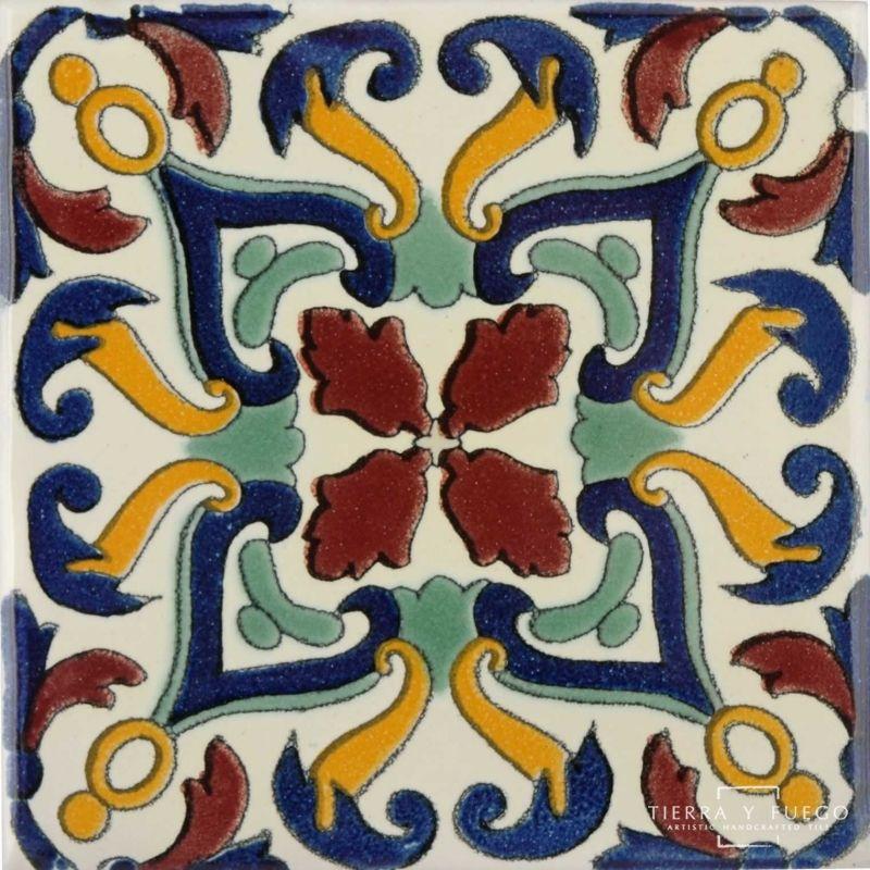 Brescia Terra Nova Hacienda Ceramic Tile Tile Patterns Mexican Decor Ceramic Tiles