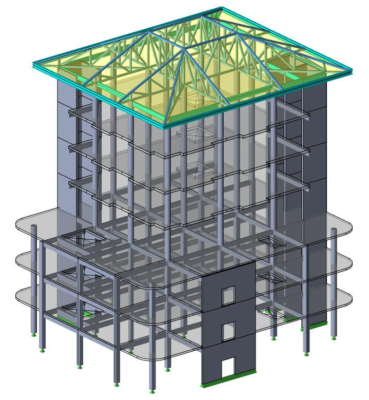 Structural Engineering Software Solution Structural Engineering Structures Structure Design