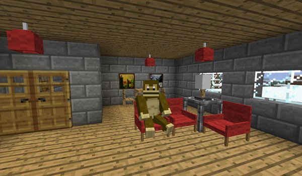 Jammy Furniture Mod Para Minecraft 1 3 2 Minecraft Mods