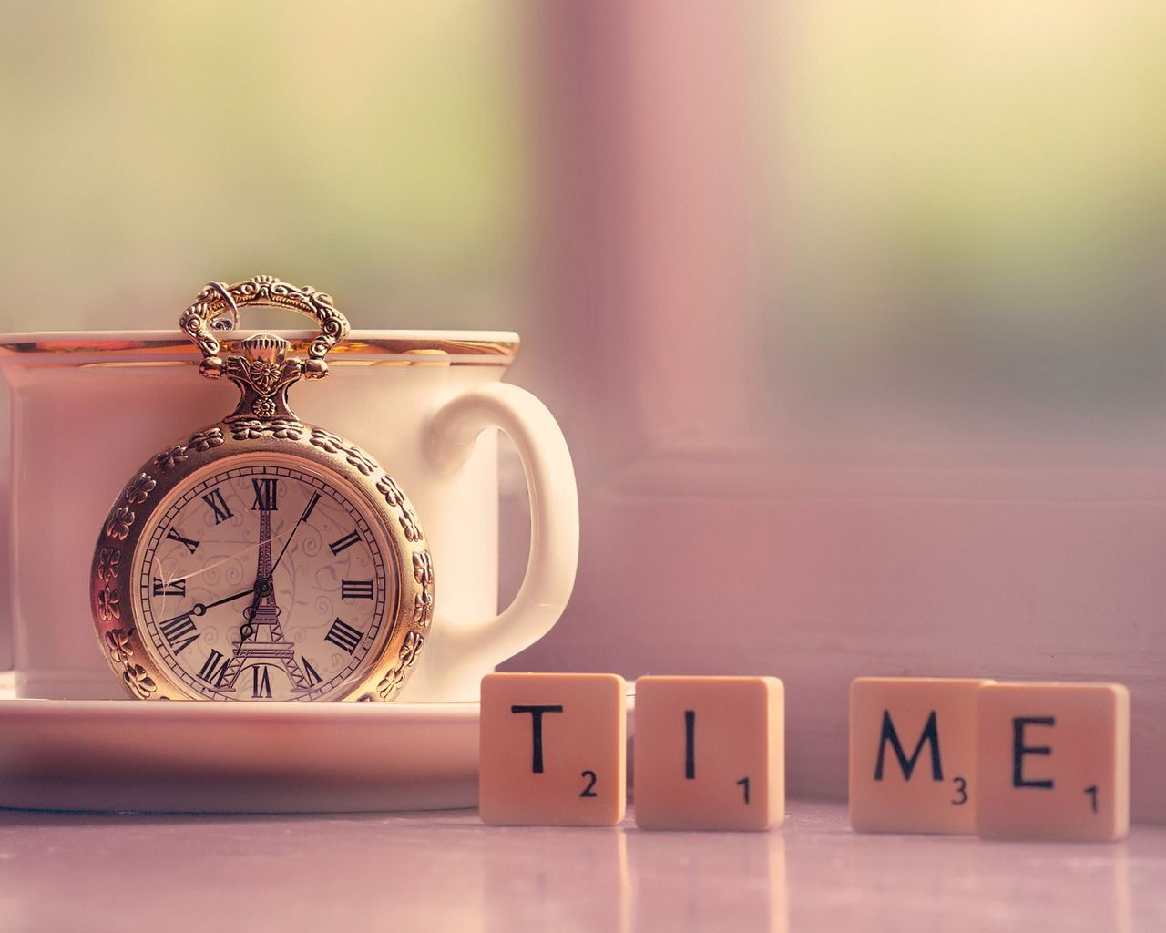 Image for Time Travel Clock Wallpaper Free HD