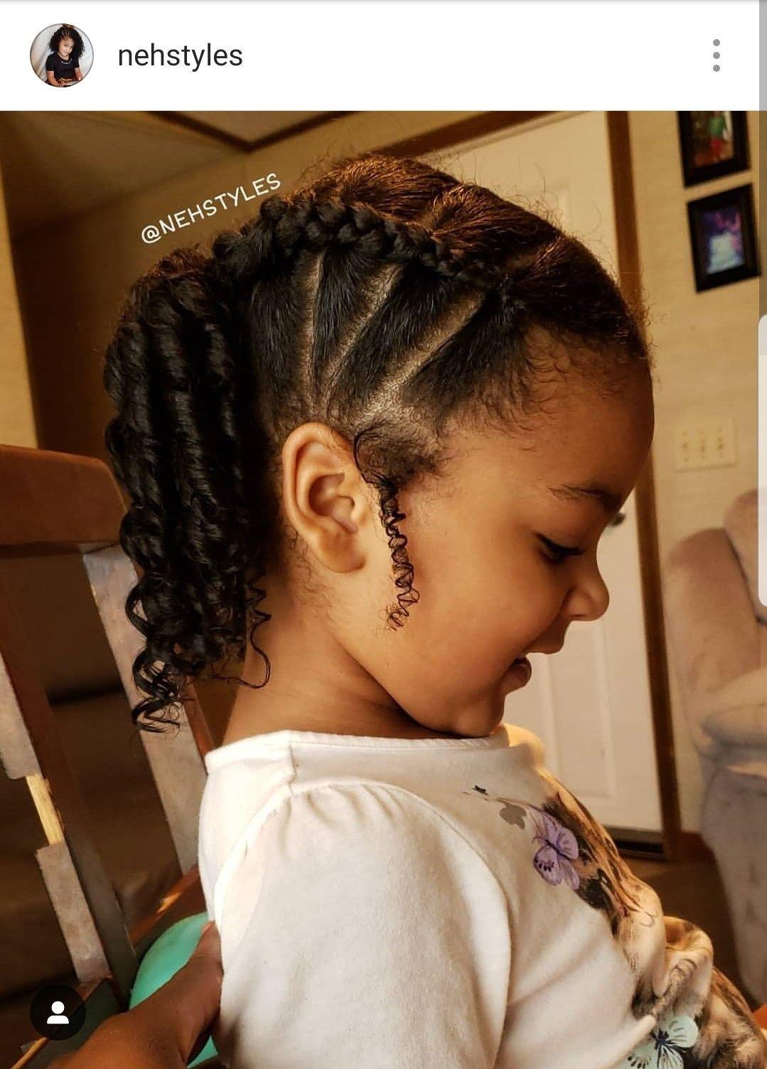 Little Girl Hairstyle Hair Styles Mixed Girl Hairstyles Biracial Hair