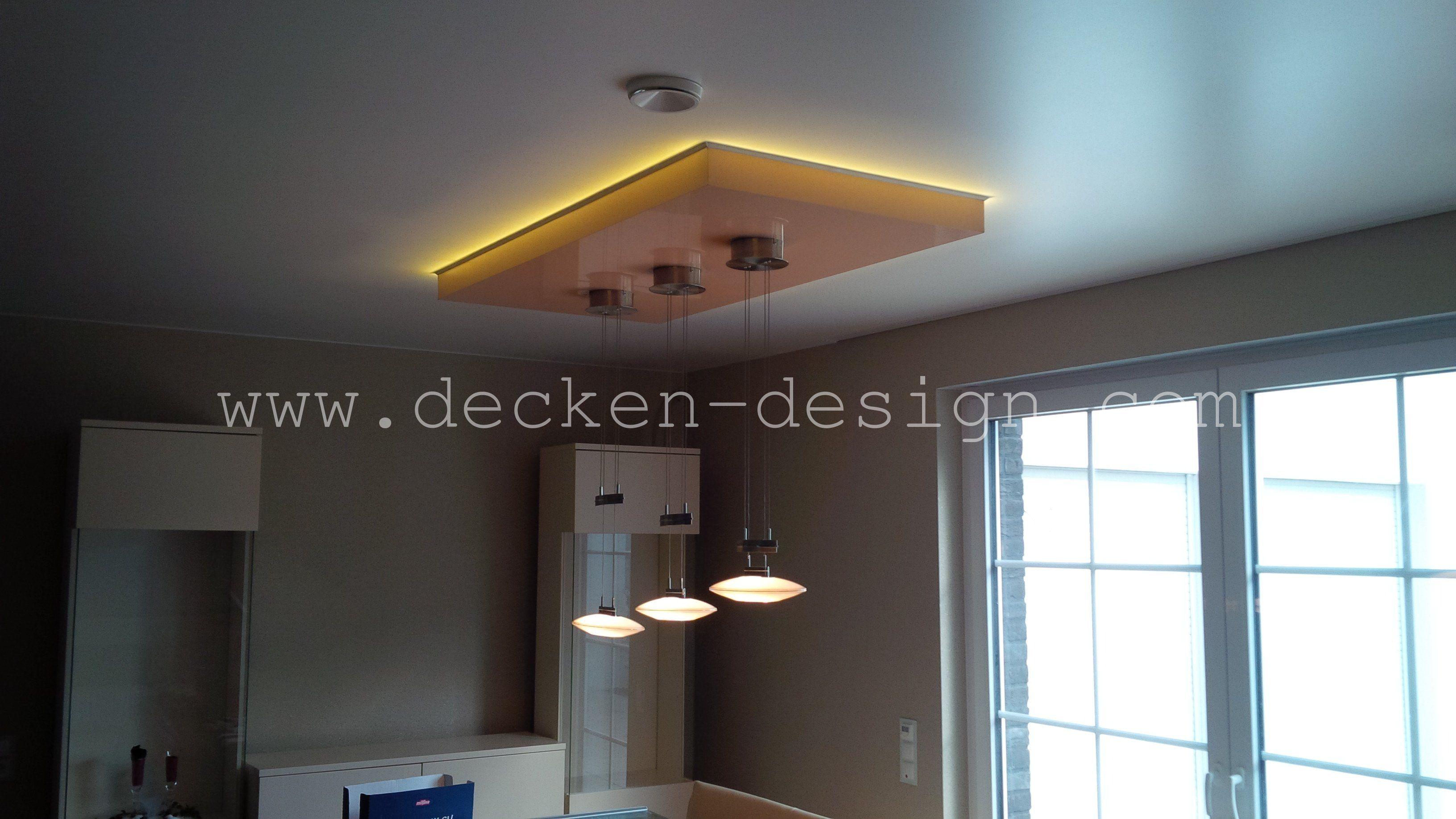 Wohnzimmerdecke Renovieren Spanndecken Decken Design Saja