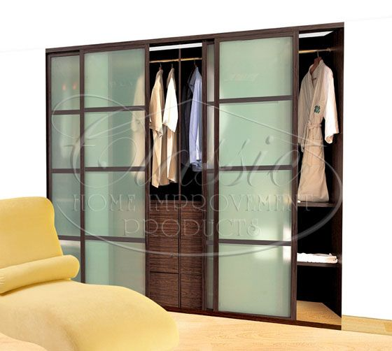 Alternatives To Doors Interiors: Extraordinary Interior Closet Door Showroom