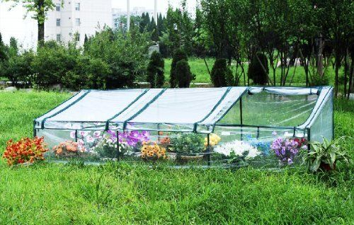 Garden Green House Mini Portable Hot House 107 W X 36 D 400 x 300