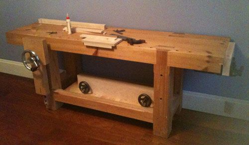 My P Tit Roubo And Moxon Vise My Furniture Pieces