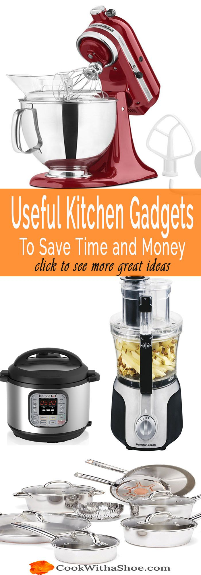Best Kitchen Appliances For The Home Cook