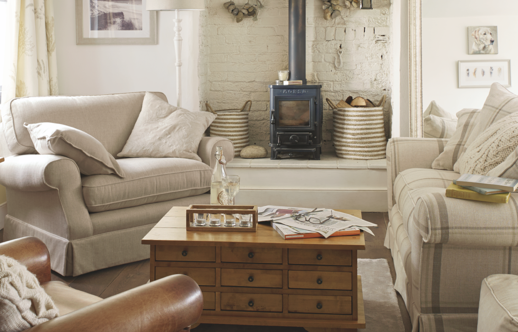 Freshwater Bay / Spring Summer 2014 / Laura Ashley / Home Collection ...