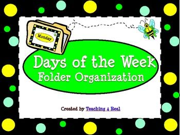 {FREEBIE} Classroom Organization....a must for all teachers!Organize your daily materials easily with these bee themed