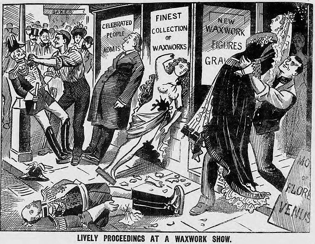 Police News England August 26 1896Image  The British Library Board All Rights Illustrated Police News England August 26 1896Image  The British Library Board All Rights  Q...