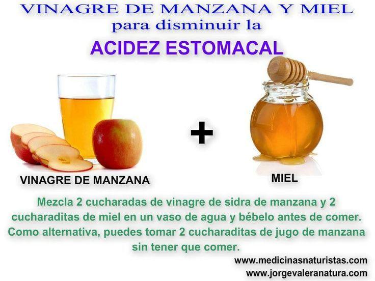 Que se puede tomar para la acidez remedios caseros