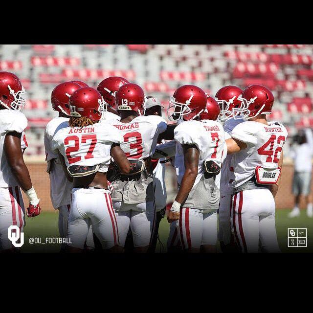 2016 Training Camp Oklahoma Sooners Football Oklahoma Football