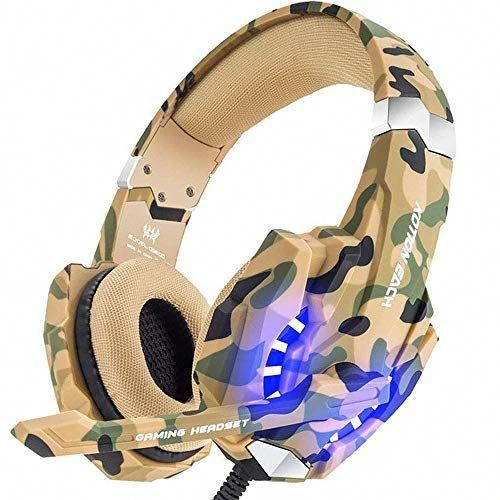 BENGOO Stereo Gaming Headset for PS4 6033bcde8d
