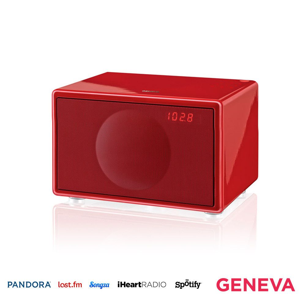 Geneva Lab Model S available at LoftModern.com #red design