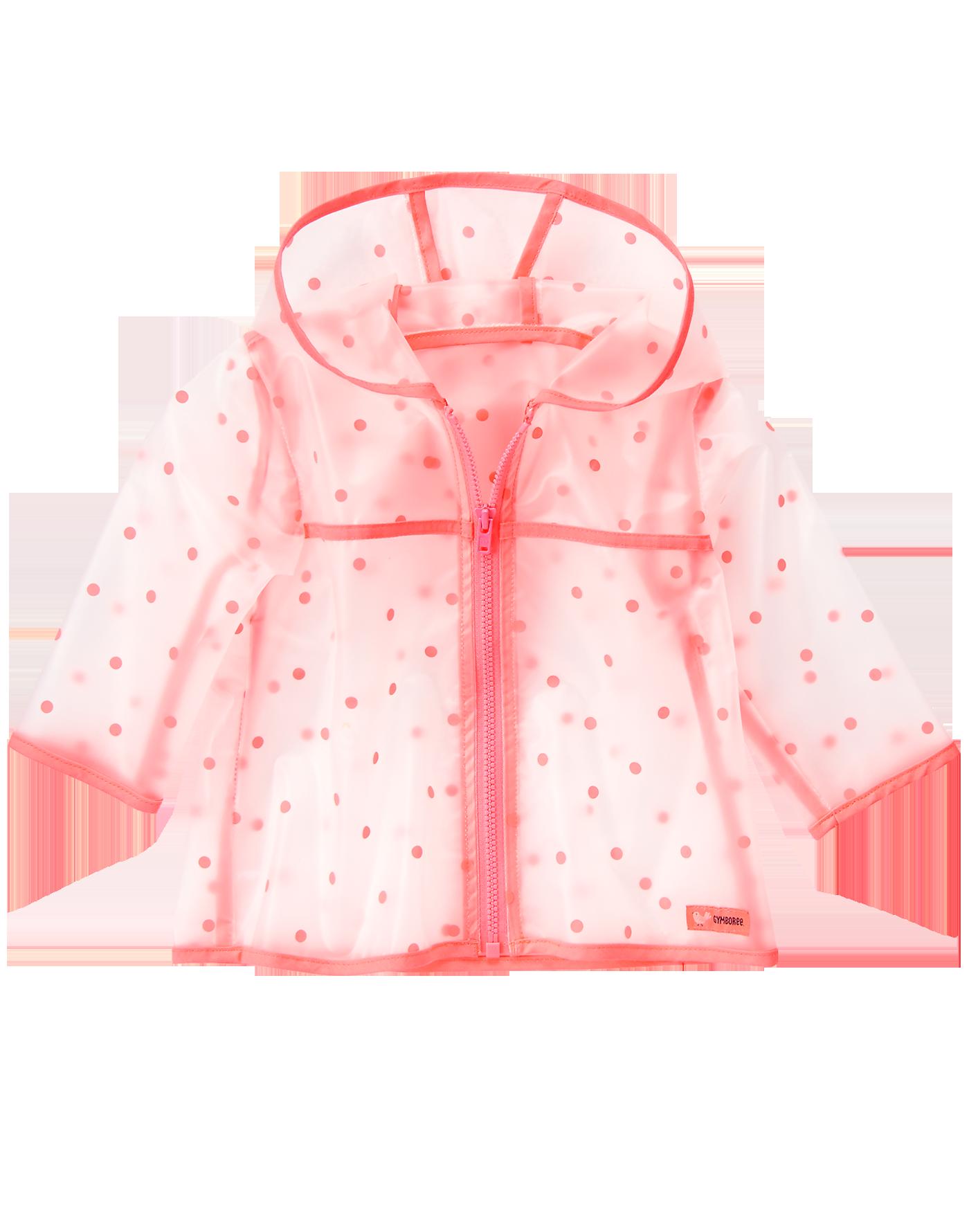 b78402093 Dot Rain Jacket