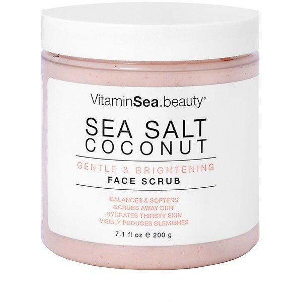 sea salt products for skin